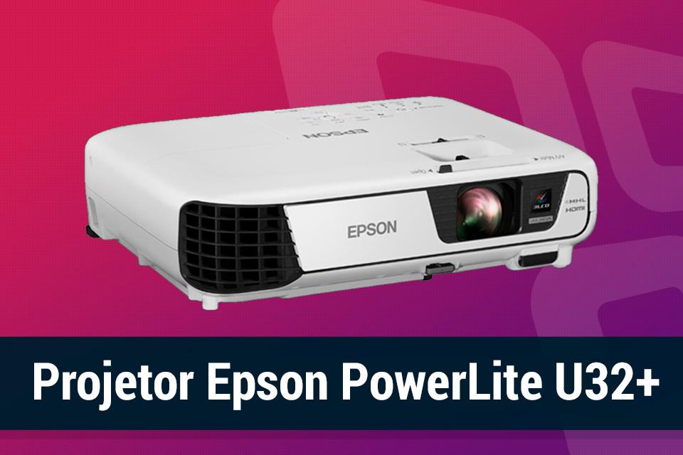 Imagem de Review: projetor Epson PowerLite U32+ no tecmundo