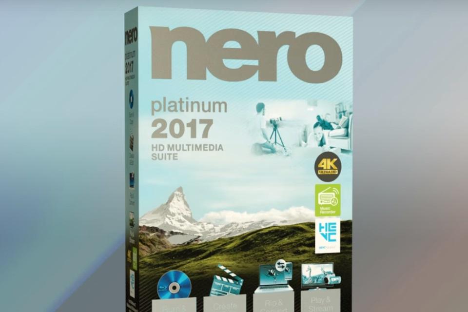 Imagem de Nero 2017 chega ao Brasil no tecmundo