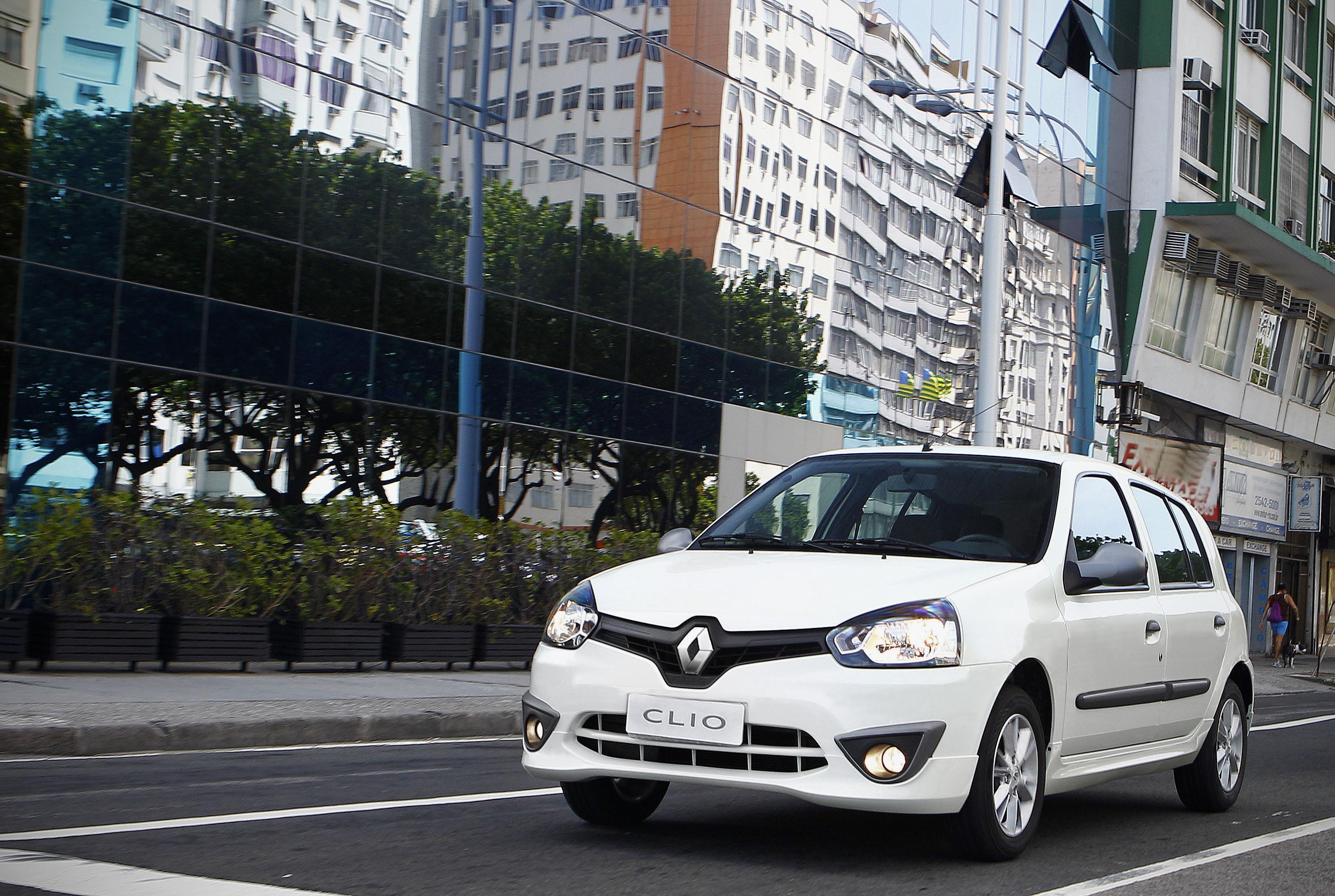 Imagem de 17 anos de Clio: Renault encerra oficialmente a produção de seu hatch no tecmundo