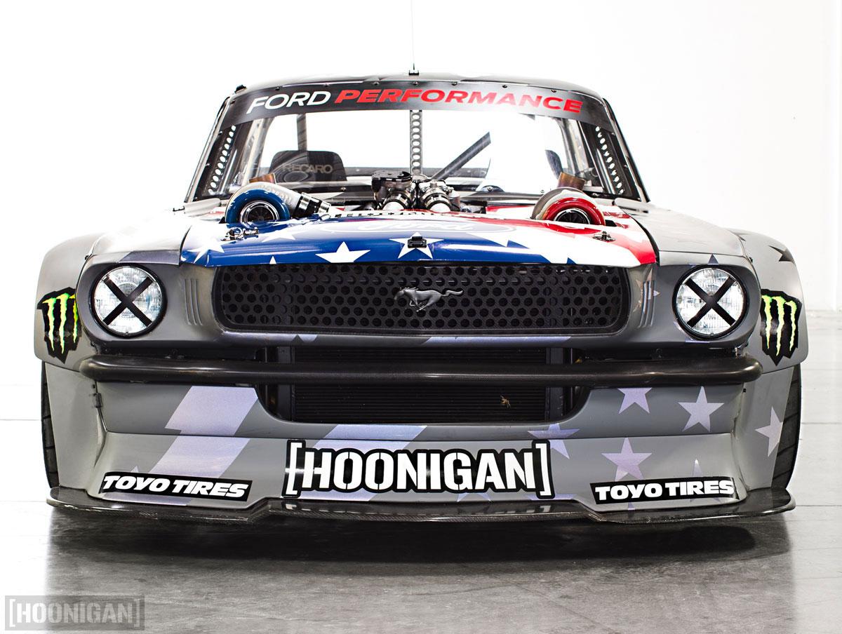 Imagem de Hoonicorn V2: o Mustang de Ken Block está de volta... E com 1.400 cavalos! no tecmundo