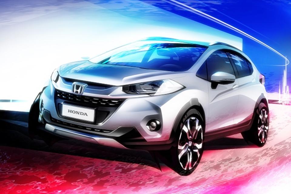 Imagem de SUV brasileiro da Honda terá estreia global no Salão do Automóvel de SP no tecmundo