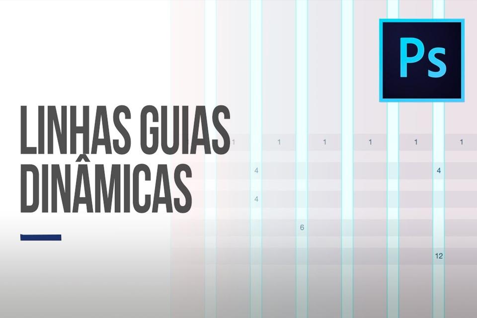 Imagem de Videoaula: aprenda a usar as linhas guias dinâmicas no Photoshop CC no tecmundo