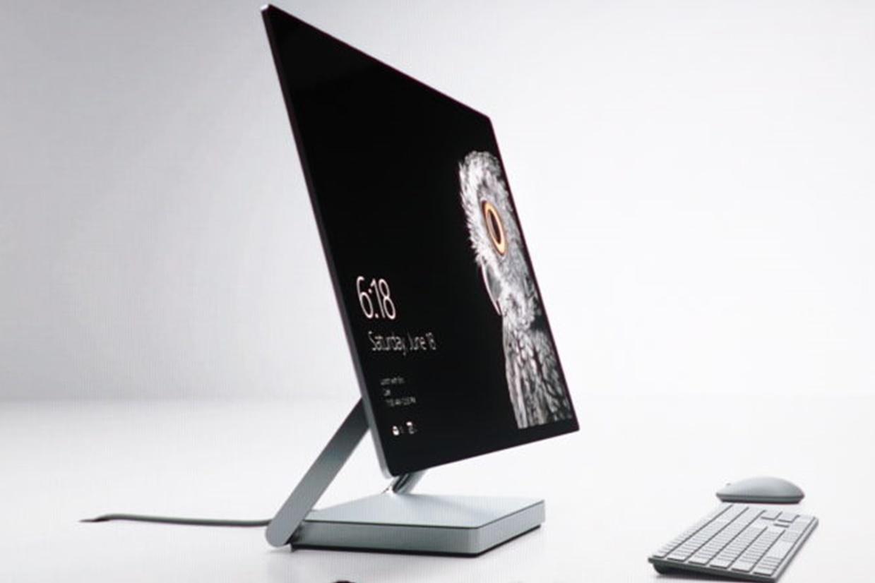 Imagem de Microsoft mostra o que os desenvolvedores acharam do Surface Studio no tecmundo