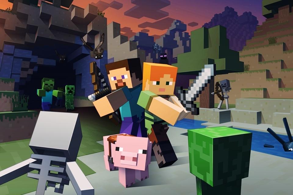 Imagem de Mais do que filmes e seriados: Minecraft chega à Apple TV ainda este ano no tecmundo