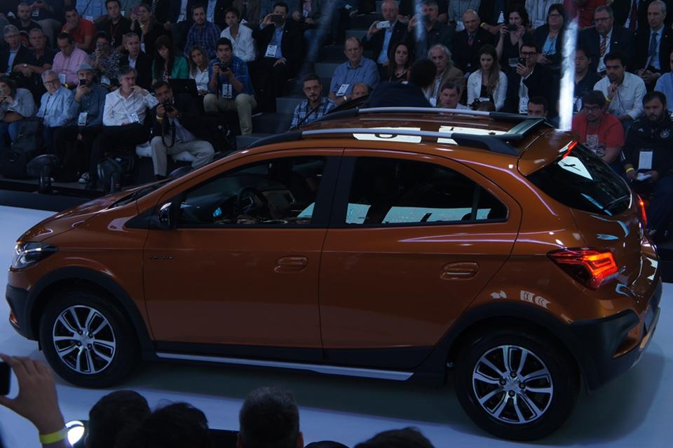 Imagem de Chevrolet revela novidades no Salão do Automóvel 2016 no tecmundo