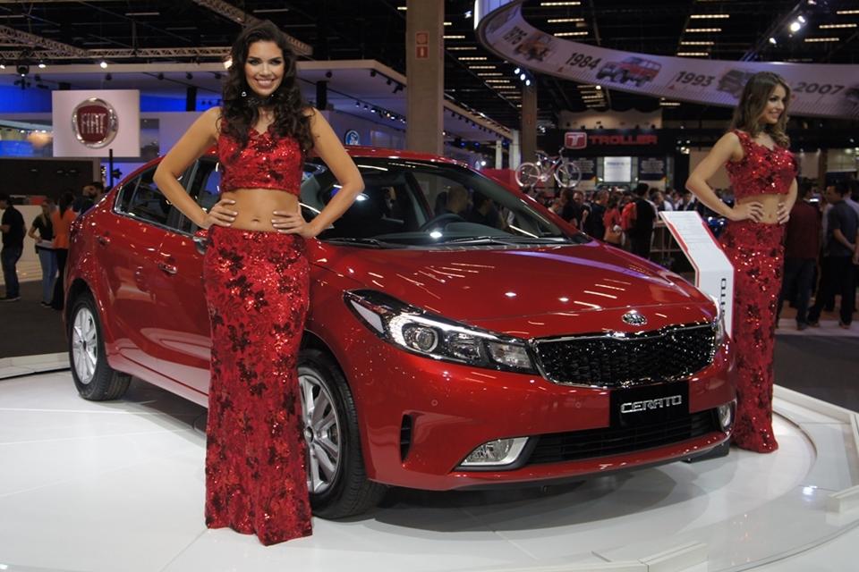 Imagem de Salão do Automóvel 2016: confira as novidades da KIA Motors no tecmundo