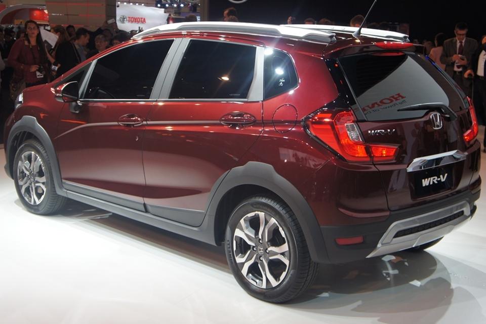 Imagem de Honda apresenta novo SUV feito no Brasil, o WR-V, no Salão do Automóvel no tecmundo