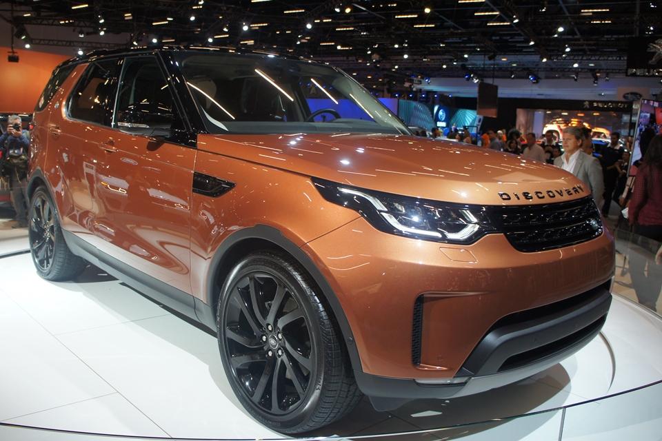 Imagem de Jaguar Land Rover exibe superesportivo e novo Discovery em São Paulo no tecmundo