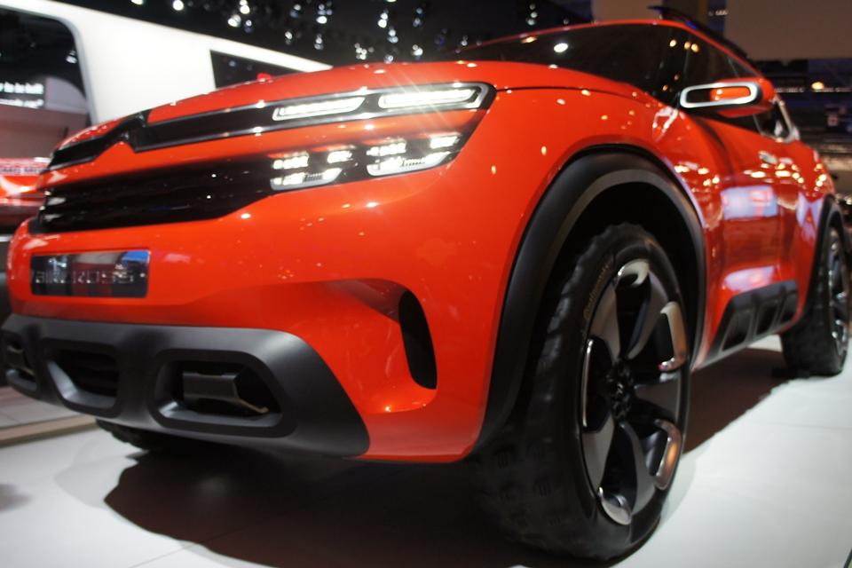 Imagem de No Salão, Citroen revela carro inédito e sistema de compra pela internet no tecmundo