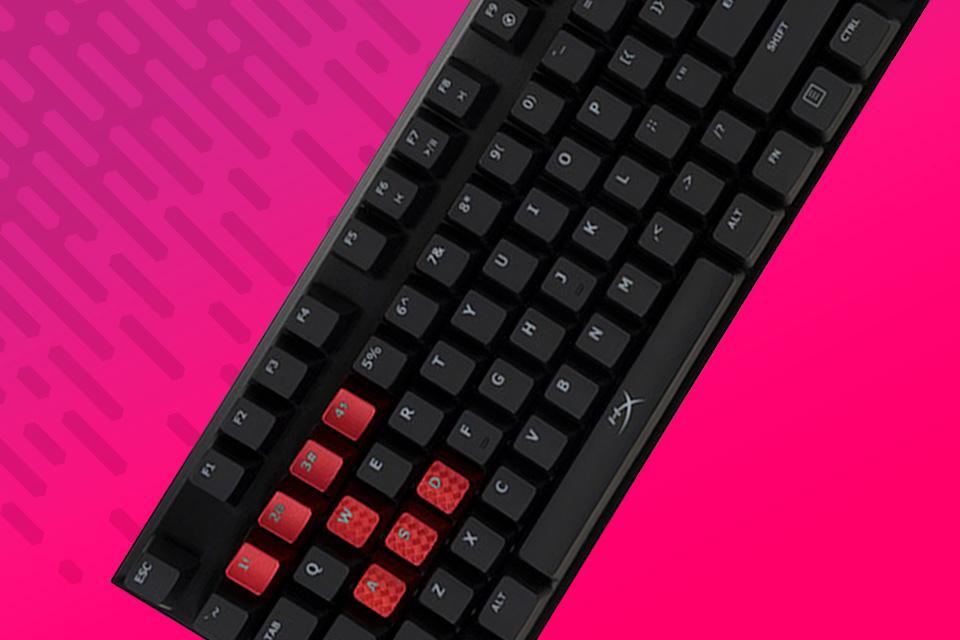 Imagem de Review: teclado HyperX Alloy FPS no tecmundo