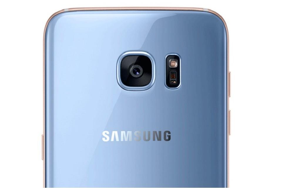 Imagem de Samsung Galaxy S7 edge chega ao Brasil na cor 'azul coral'  no tecmundo