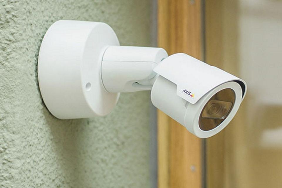 Imagem de Axis lança nova série de câmeras de vigilância infravermelho no tecmundo
