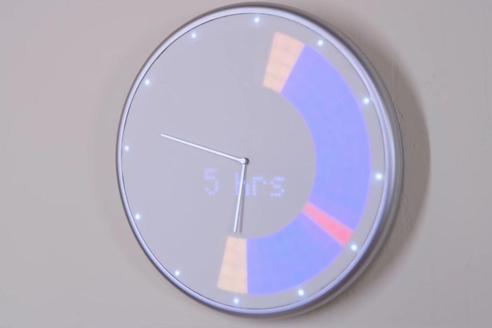Imagem de Você já pensou em um smartwatch de parede? Saiba que ele já existe no tecmundo