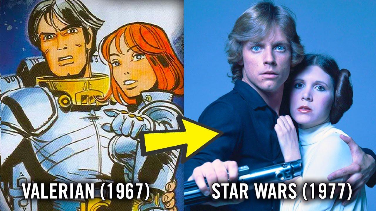 Imagem de Será que Star Wars se inspirou na desconhecida série 'Valérian'? [vídeo] no tecmundo