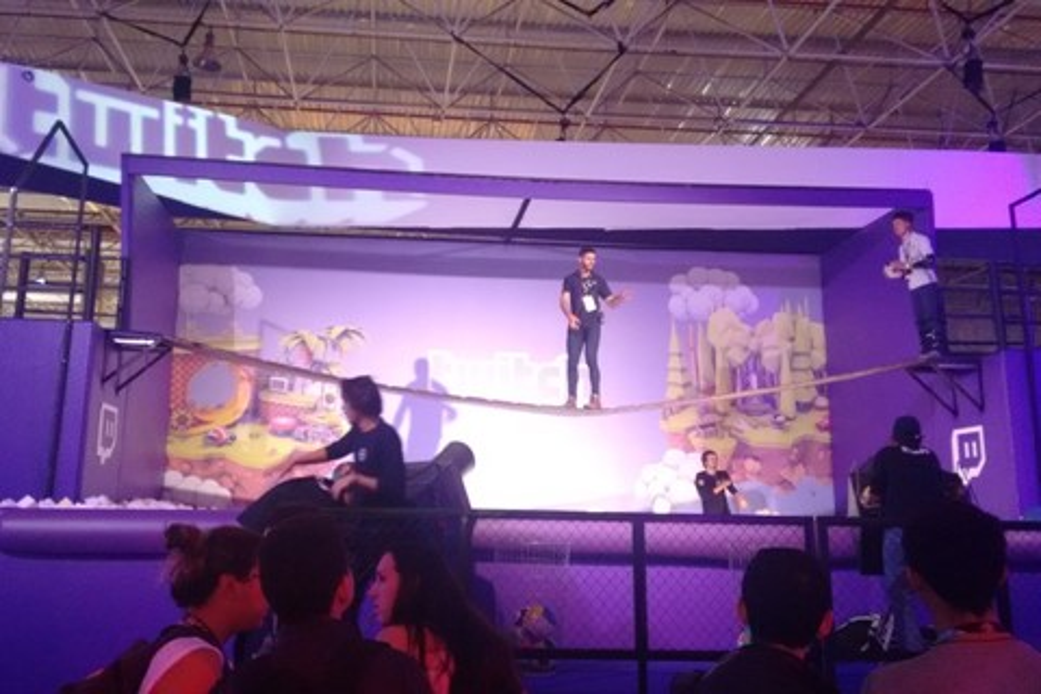 Imagem de CCXP 2016: evento oferece atividades diferentes para os participantes no tecmundo