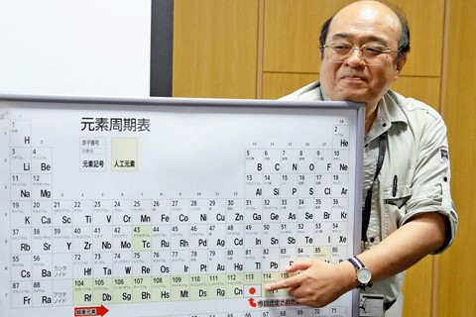 Imagem de É oficial: tabela periódica ganha novos elementos  no tecmundo