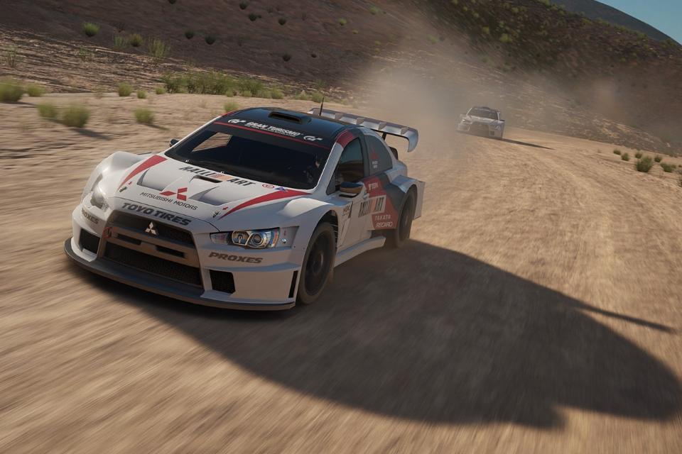 Imagem de Gran Turismo Sport acelera com 4K, HDR e VR em novo trailer no tecmundo
