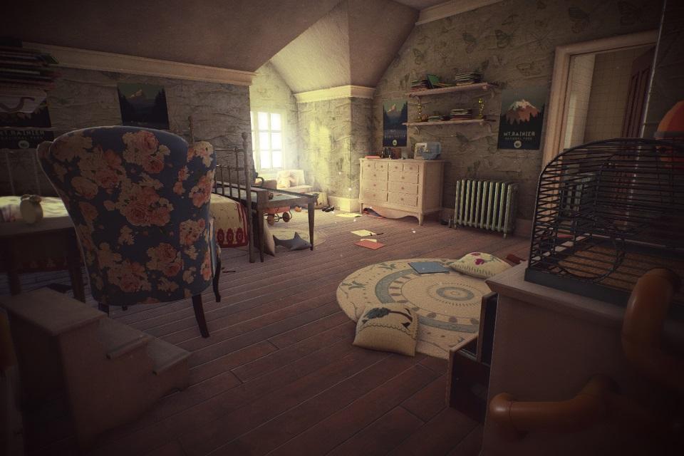 Imagem de Tudo leva ao mistério no novo vídeo de What Remains of Edith Finch no tecmundo