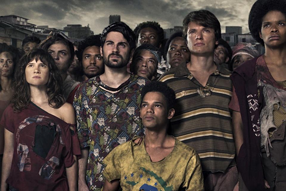 Imagem de CCXP 2016: atores de 3% foram confundidos com moradores de rua em gravações no tecmundo