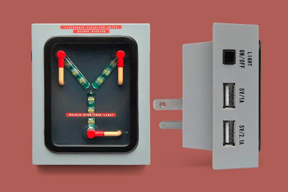 Imagem de Capacitor de fluxo vira carregador de celular em novo gadget no tecmundo