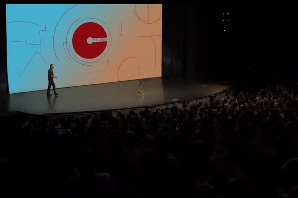 """Imagem de """"The Circle"""" mostra as ambições assustadoras de uma gigante da tecnologia no tecmundo"""
