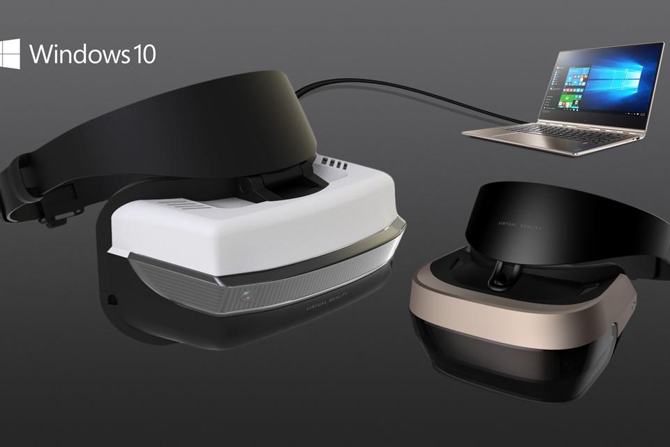 Imagem de Você está pronto? Microsoft revela requisitos para o headset Windows 10 VR no tecmundo