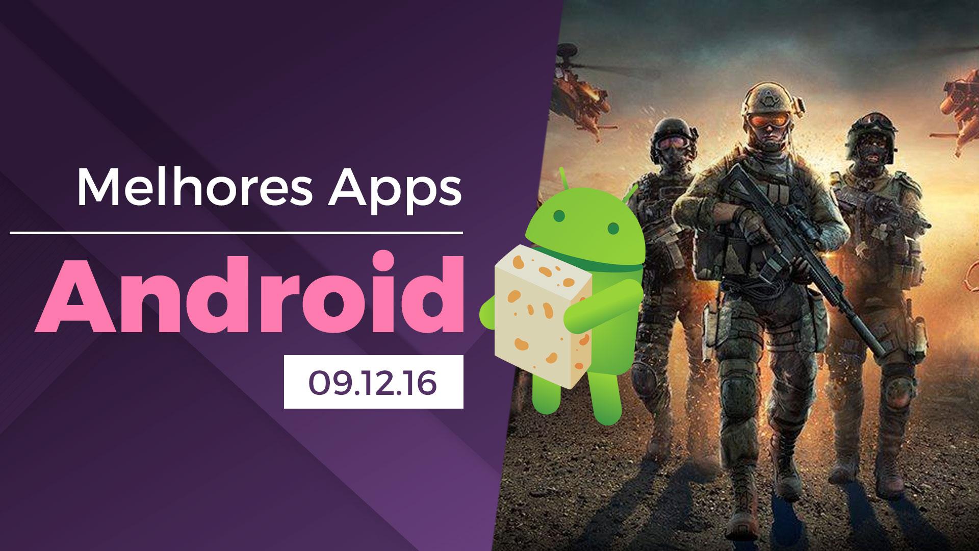 Imagem de Melhores Apps para Android: 09/12/2016 [vídeo] no tecmundo