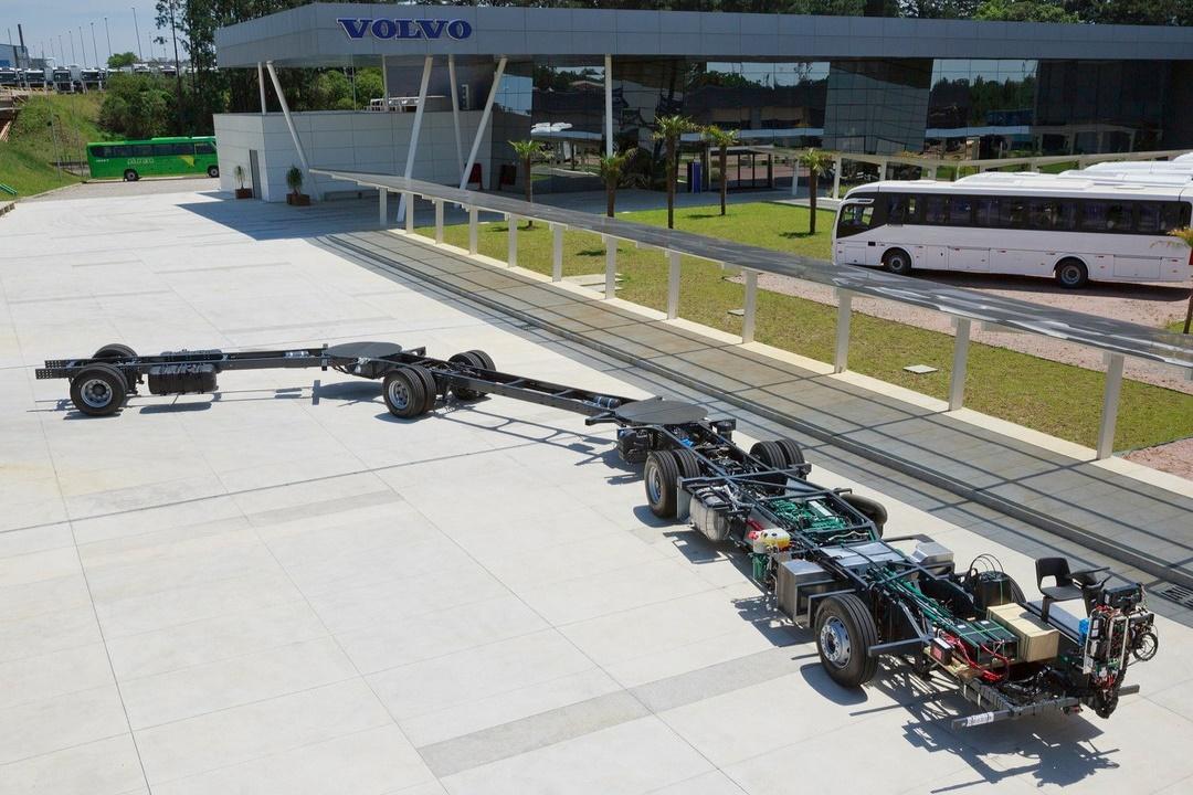 Imagem de Volvo vai construir o maior ônibus do mundo no Brasil no tecmundo