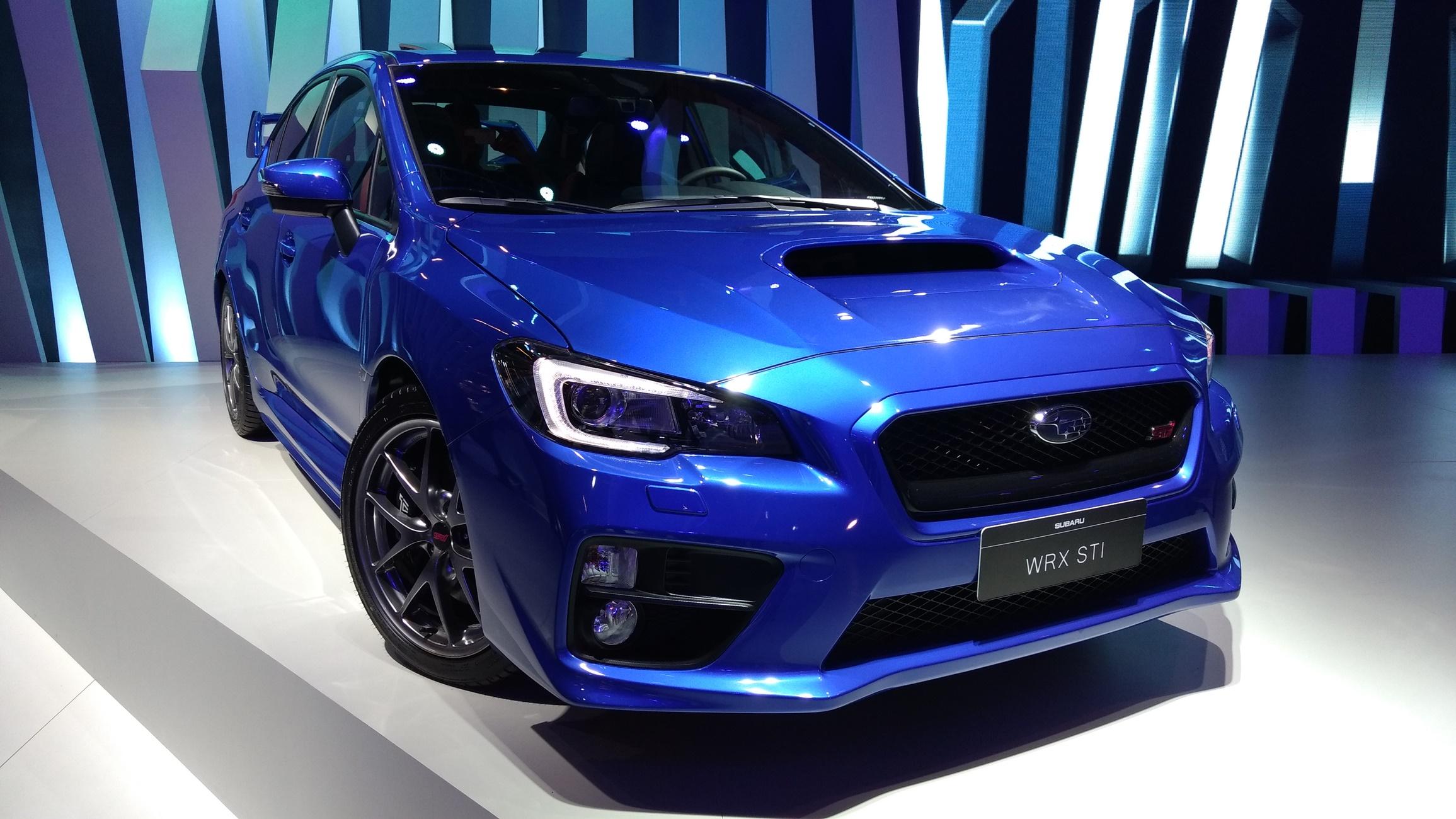 Imagem de Tímida, Subaru apresenta modelos já conhecidos com cara nova no tecmundo