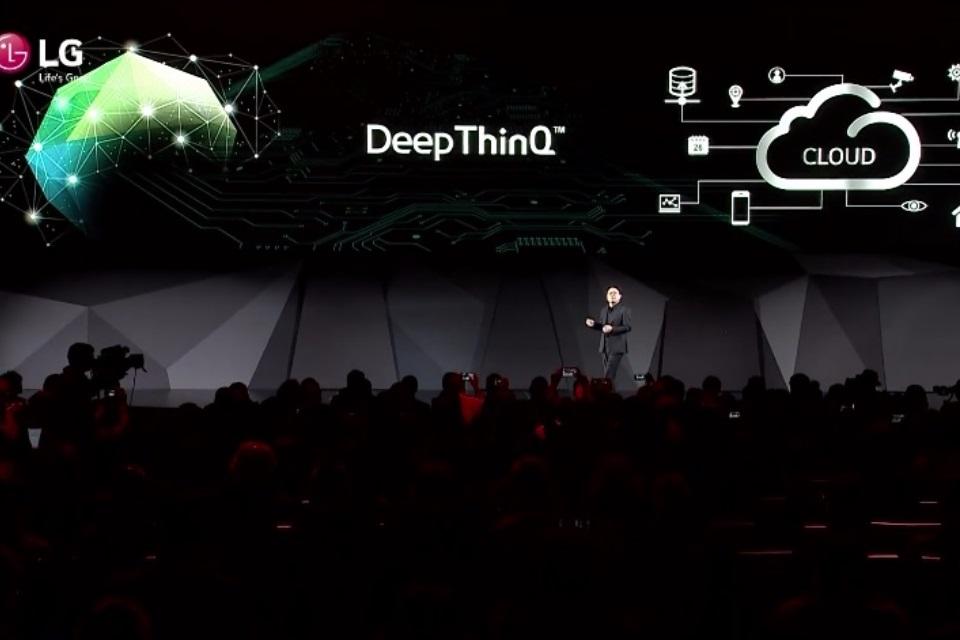 """Imagem de """"Smart é passado"""": LG mostra eletrodomésticos com deep learning na CES 2017 no tecmundo"""