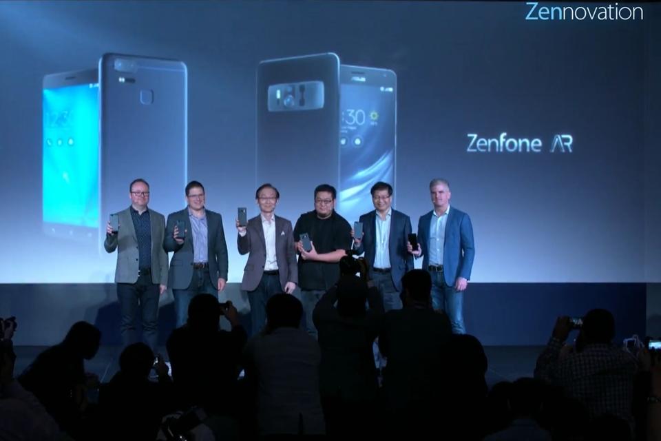Imagem de Saiba tudo sobre o Zenfone AR, o celular especialista em realidade virtual no tecmundo