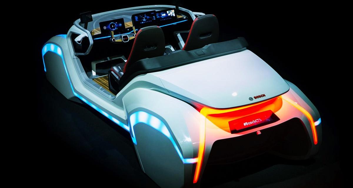 Imagem de Carro conectado que se adapta ao condutor é destaque da Bosch na CES 2017 no tecmundo