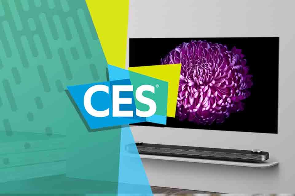 Imagem de Sabe a TV LG que tem 2,57 mm de espessura? Vimos ela de perto na CES 2017 no tecmundo