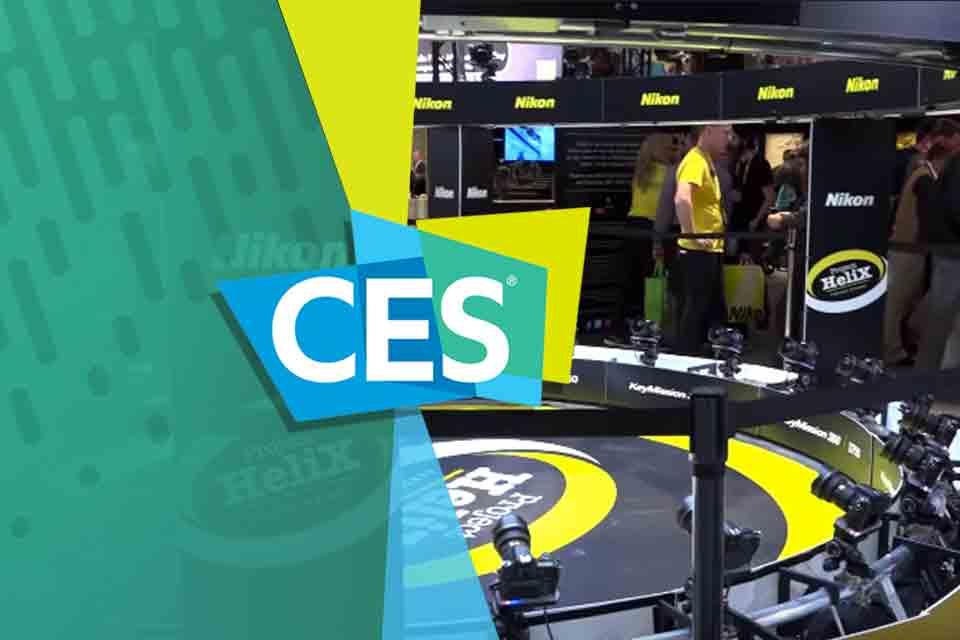 """Imagem de Tipo """"Matrix"""": conheça o estande da Nikon com foto em 360° na CES 2017 no tecmundo"""