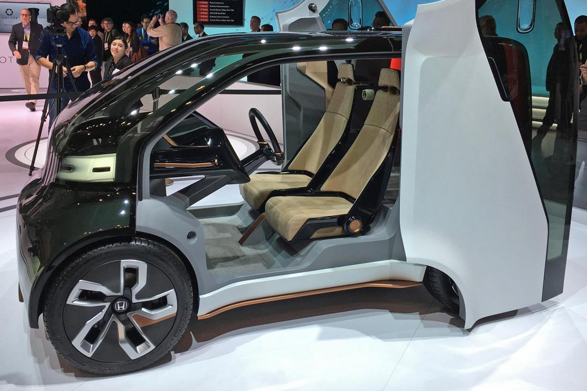 Imagem de Honda mostra o NeuV, um carro elétrico que também tem sentimentos no tecmundo