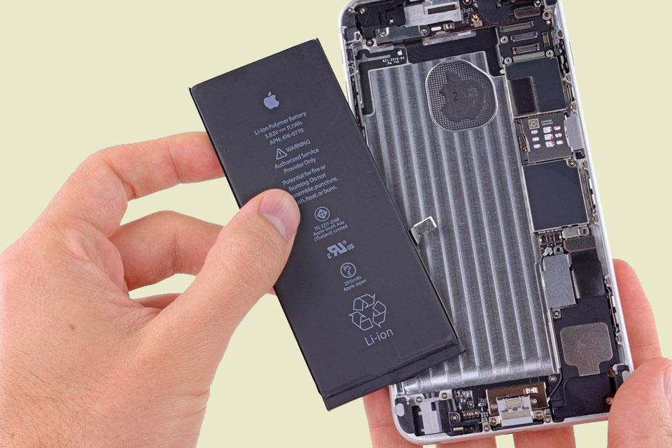 Imagem de Rumor: Apple pode anunciar troca grátis de iPhones 6 por defeito em bateria no tecmundo
