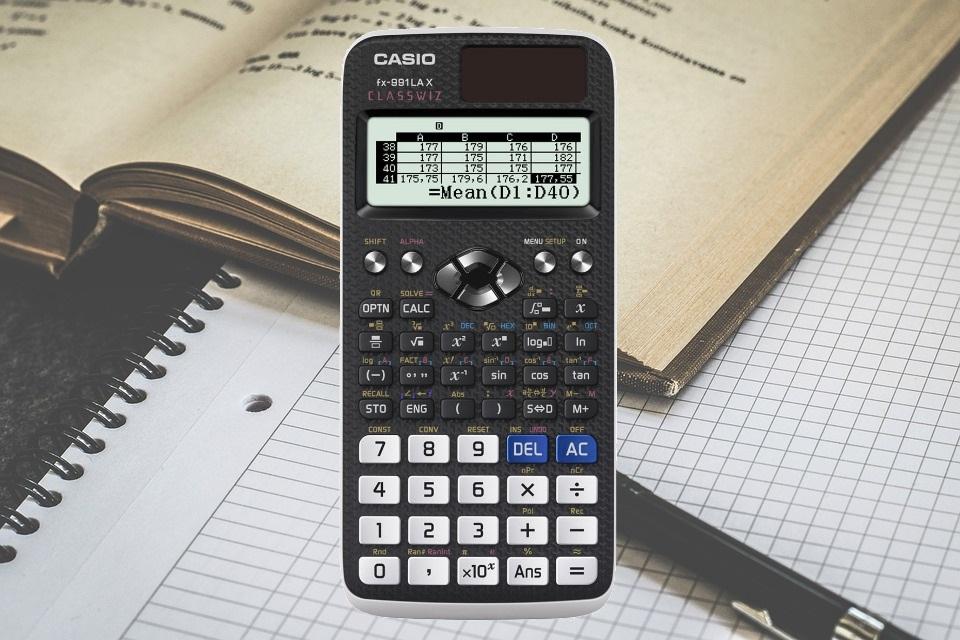 Imagem de Casio lança nova calculadora no Brasil e promete 4 x mais poder e inovação no tecmundo