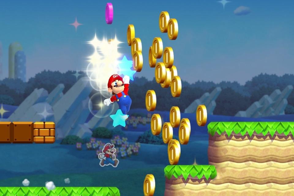 Imagem de Super Mario Run fatura US$ 39 milhões com 78 milhões de downloads no tecmundo