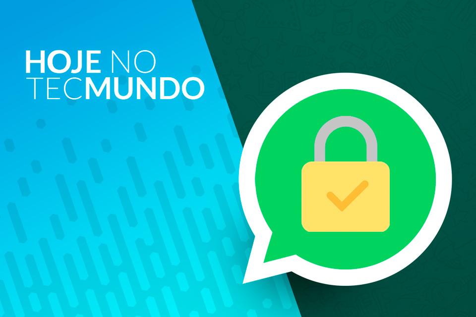 Imagem de Verificação em duas etapas no WhatsApp - Hoje no TecMundo no tecmundo