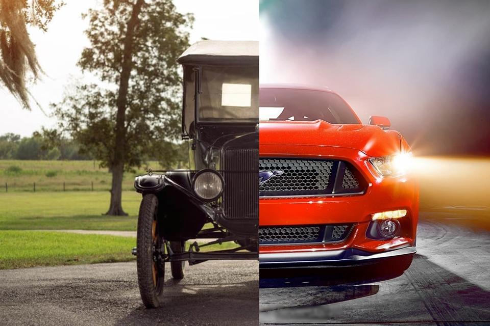 Imagem de Do fogo ao LED: Ford demonstra evolução dos faróis usados em carros no tecmundo