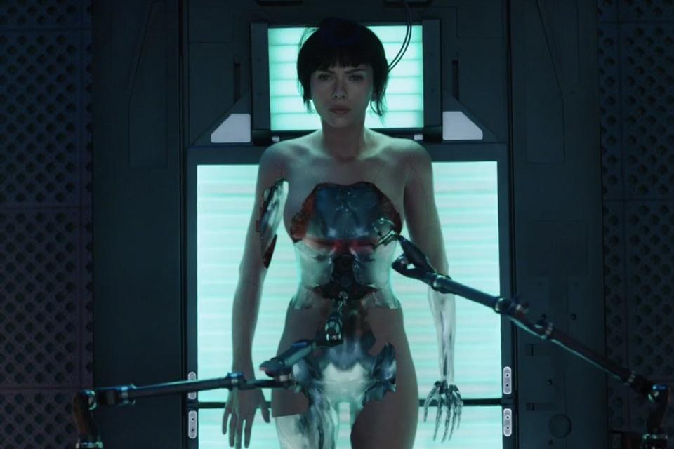 """Imagem de Assista ao novo trailer de """"Vigilante do Amanhã: Ghost In The Shell"""" no tecmundo"""