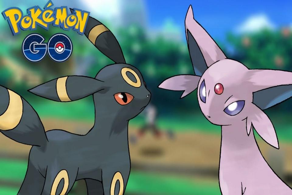 Imagem de Como evoluir seu Eevee para Espeon e Umbreon em Pokémon GO no tecmundo