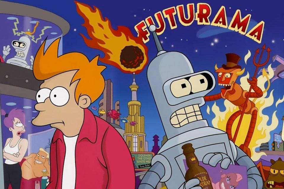 Imagem de Futurama vai voltar em forma de jogo para dispositivos móveis no tecmundo