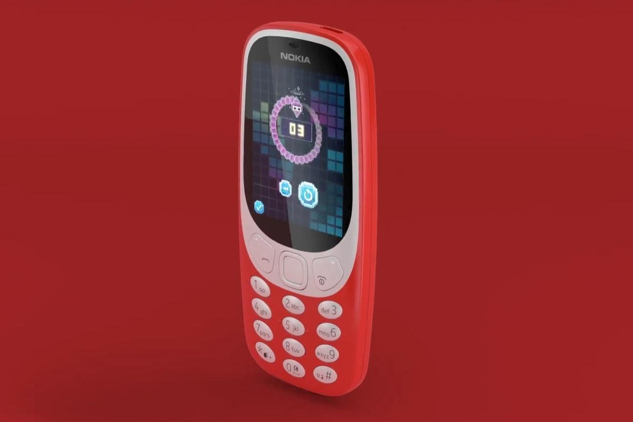 Imagem de Nokia 3310 realmente está de volta; dessa vez com muito mais estilo no tecmundo