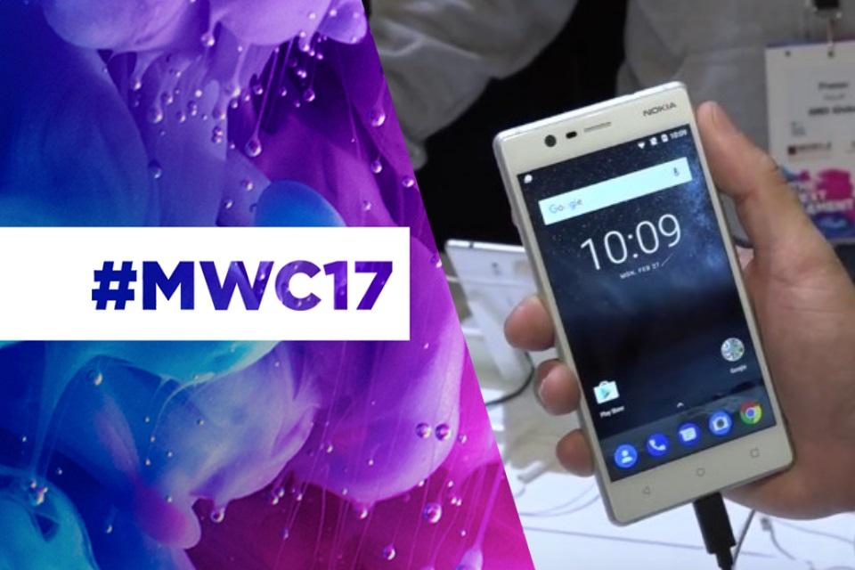 Imagem de Nokia 3: conferimos de perto o novo smartphone de entrada da Nokia na MWC no tecmundo