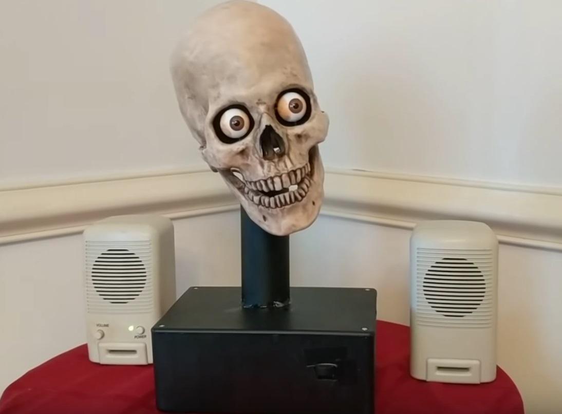 Imagem de Modificação de caveira falante com Alexa é certeza de pesadelos [vídeo] no tecmundo