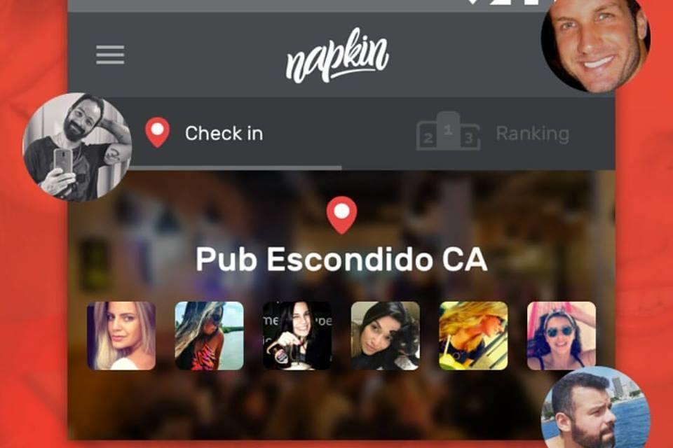 Imagem de Novo aplicativo permite paquera em tempo real com frequentadores de bares no tecmundo