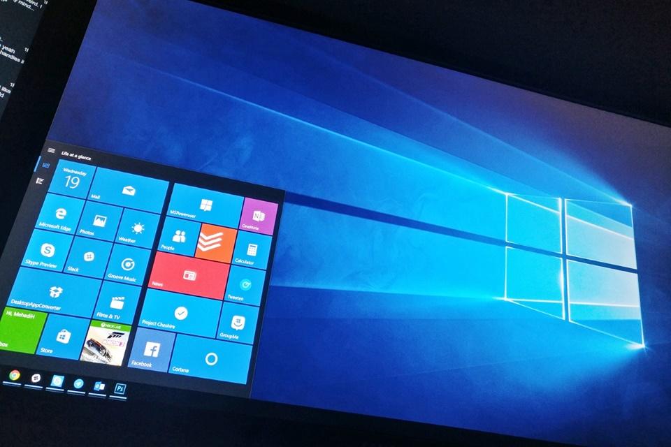 Imagem de Atualização Windows 10 Creators Update já pode ser baixada no tecmundo