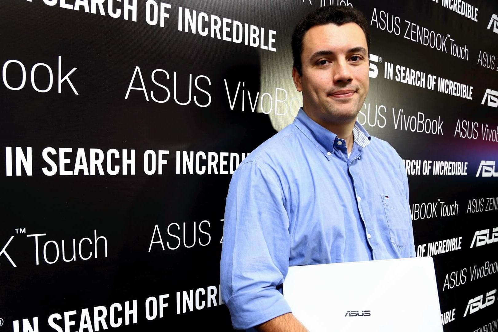 """Imagem de A Asus quer """"roubar o mercado da Motorola"""", diz gerente de marketing no tecmundo"""