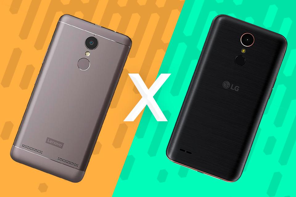 Imagem de Comparativo: Lenovo Vibe K6 vs. LG K10 Novo [vídeo] no tecmundo